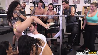 Amazing sex party between one guy and cock hungry stars in the mood for Holly