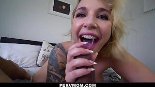 Satisfying Horny Stepmoms Libidinous Needs - Pornstar